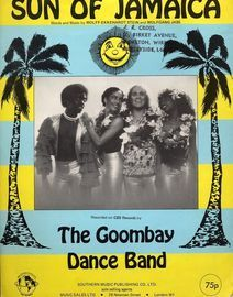 Sun of Jamaica - Recorded on CBS Records by The Goombay Dance Band