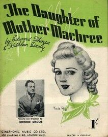 The Daughter of Mother Machree - Song featuring Johnny Riscoe