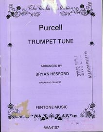 Trumpet Tune - Arranged by Bryan Hesford - Organ and Trumpet