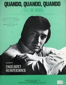Quando, Quando, Quando (Tell me When)  - Featuring Englebert Humperdinck