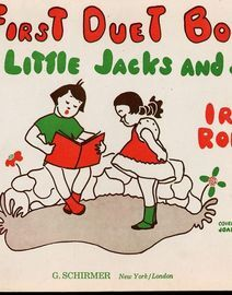 A First Duet Book For Little Jacks And Jills