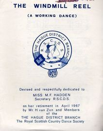 Scottish Country Dance Book of Four Set Dances - With Step guide for the Dances
