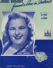 Johnny Doughboy found a rose in Ireland - Song - Featuring Kate Smith