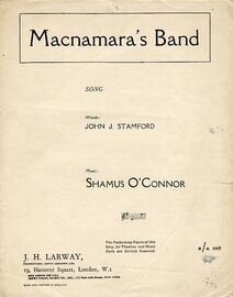 Macnamara's Band - Humorous Song