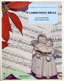Christmas Bells - For Hammond Pre-Set and Spinet Model Organs (with percussion)