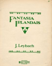 Fantasia Irlandais - Transcription of Favourite Irish Songs