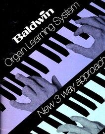 Baldwin Organ Learning System - New 3 Way Approach to Having Fun with Music - Part 1