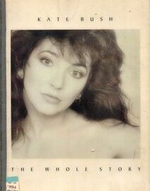 Kate Bush - The Whole Story - Vocal Melodies with Chords - Featuring Kate Bush