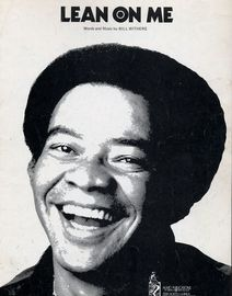 Lean on me - Featuring Bill Withers