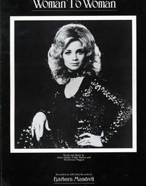 Woman to Woman - recorded on ABC/Dot records by Barbara Mandrell