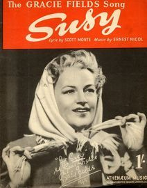 Susy featuring  Gracie Fields