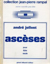 Asceses - For Solo Flute