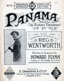Panama (In Sunny Panama) - Featuring Reg. Wentworth