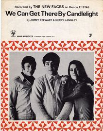 We Can Get There By Candlelight - Recorded by The New Faces on Decca F. 12746