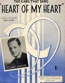 Heart of My Heart - Song - Featuring Stuart Gordon