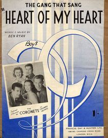 Heart of My Heart - Song - Featuring The Coronets
