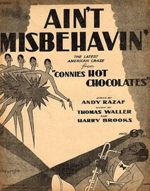 Ain't Misbehavin' - from 'Connies Hot Chocolates'