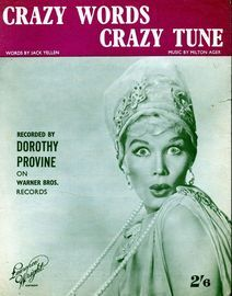 Crazy Words Crazy Tune - Featuring Dorothy Provine