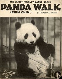 Panda Walk (Chin Chin) - The Latest Novelty Dance Craze with dance instructions