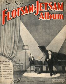 The First Flotsam and Jetsam Album - With biography