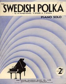 The Swedish Polka - Piano solo