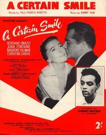 A Certain Smile - Featuring Rossano Brazzi and Joan Fontaine
