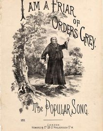 I am a Friar of Orders Grey - Song