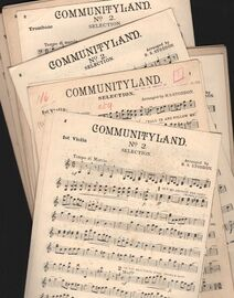 Communityland - Selection No. 2