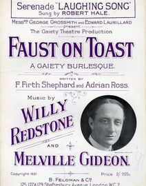 Laughing Song (Mephistopheles) - Serenade - Sung by Robert Hale - From Messrs George Grossmith and Edward Laurillard Gaiety Theatre Production
