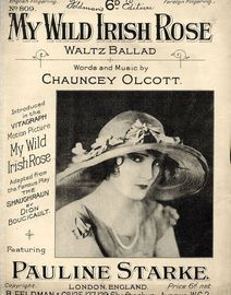 My Wild Irish Rose - Song - Featuring Pauline Starke