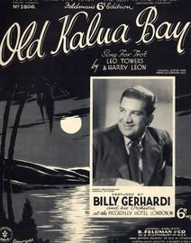 Old Kalua Bay - Song Fox Trot - Featuring Billy Gerhardi