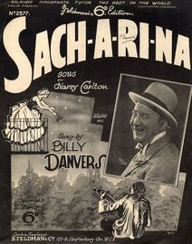 Sach a ri na - Featuring Billy Danvers