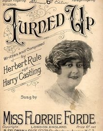 Turned Up  - Featuring Miss Florrie Forde
