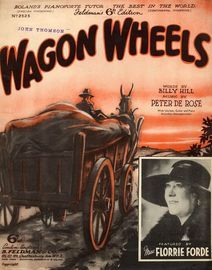 Wagon Wheels - featuring Connie Graham