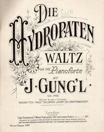 Lady Mine - Songs of Samuel Lover -  Musical Boquuet Series No. 7486