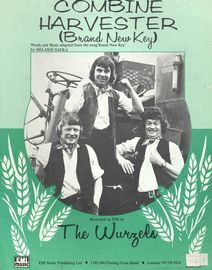 Combine Harvester (Brand New Key)  - Featuring The Wurzels
