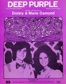 Deep Purple - Featuring Donny & Marie Osmond
