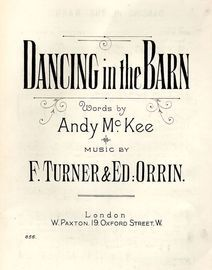 Dancing in the Barn - Paxton edition No. 856