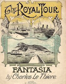 The Royal Tour - Fantasia - For Piano Solo