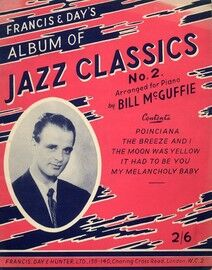Francis and Days Album of Jazz Classics - No. 2 - Featuring Bill McGuffie