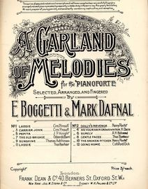 Dolly's Revenge - A Garland of Melodies for the Pianoforte Series No. 2