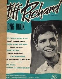 Cliff Richard Song Book - Featuring Cliff Richard