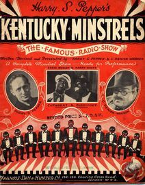 Kentucky Minstrels  -  The Famous Radio Show  -  A Complete Minstrel Show