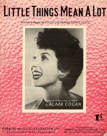Little Things Mean a Lot - Featuring Alma Cogan