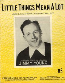 Little Things Mean a Lot - Featuring Jimmy Young
