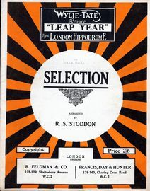 Piano Selection - Leap Year