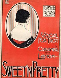 Sweet'n Pretty - Vocal foxtrot