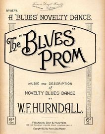 The Blues Prom - A Blues Novely Dance