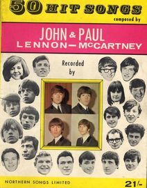 50 Hit Songs - As composed by Lennon and McCartney
