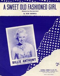 A Sweet Old Fashioned Girl - Featuring Billie Anthony